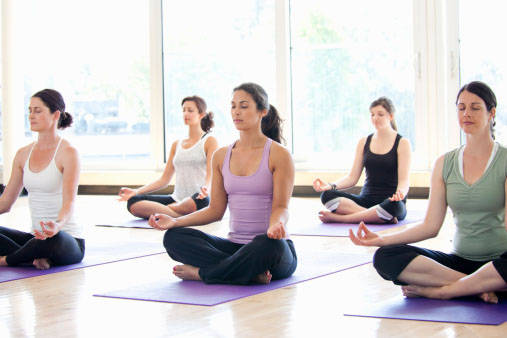 Yoga Classes Dubai