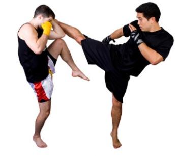 Kickboxing in Dubai