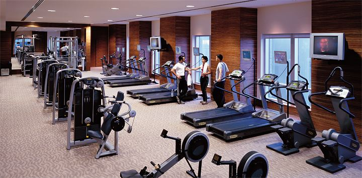 Health Clubs In Dubai