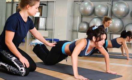 Personal trainer in Dubai