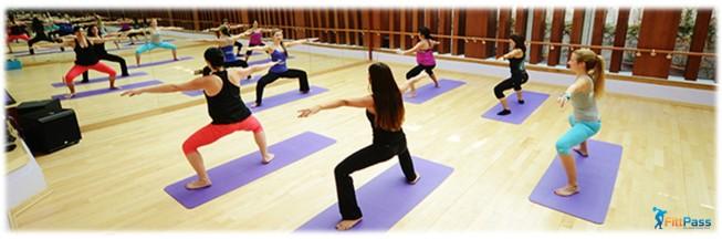 Yoga classes Dubai